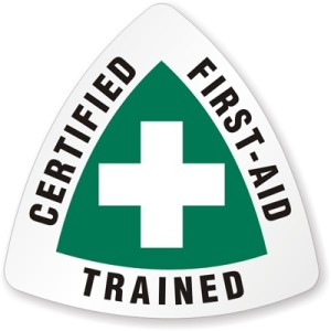 First-Aid-Triangle-logo